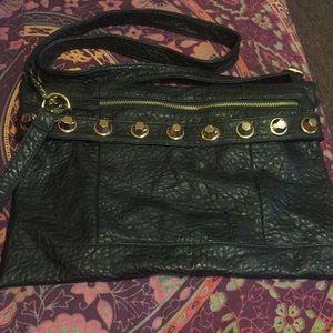 Nasty gal pebbled shoulder bag